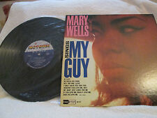 MARY WELLS..MY GUY ORG '64 MONO CLASSIC MOTOWN R&B/SOUL SEALED IN BAGGIE! NM!