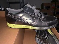 NIKE Air Offense Metallic Silver Sneaker Gr:40 US:7 TRainer Schuhe Saku X-Road