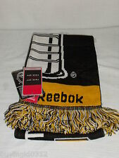 REEBOK Boston BRUINS 2011 Stanley Cup Champions NHL Scarf Double Sided
