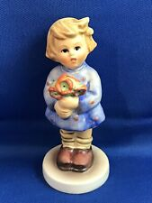 New Listing1967 Goebel Hummel Figurine Girl With Nosegay #239/a Tmk6 Flowers Bouquet flower
