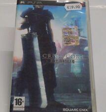 Crisis Core - Final Fantasy VII per PlayStation Portable PSP - PAL