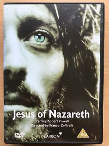 Jesus of Nazareth DVD Classic 1977 Epic Christ Biblical TV Drama Mini Series