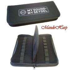 Seydel Harmonica Case - 910000 Softcase for 14 Harmonicas - NEW