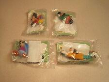 Burger King 1992 Disney's Goof Troop Bowlers - Complete Set - Mint in Package
