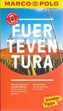 Fuerteventura Offroad Surfing Jeep Marco Polo Reiseführer & Extra-Faltkarte 2018