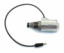 "Snow Plow 1/2"" SOLENOID COIL & VALVE ""A"" Black 15661 for Meyer Snowplow Blade"