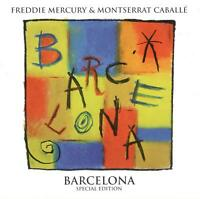 Barcelona Special Edition - Mercury Freddie Caballe Monserrat CD Sealed ! New !