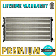 New Premium Radiator for 93-98 Volkwagen VW Jetta Golf/GTI 2.0 L4 w/o A/C Pin
