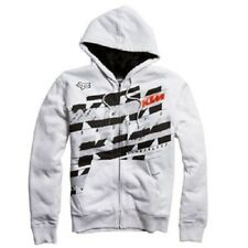 Fox Racing KTM Dividend Sasquatch Zip Hoodie - Mens - Small