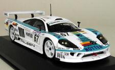 Ixo 1/43 Scale - LMM044 Saleen S7-R #67 Konrad Le Mans 2002 Diecast Model Car