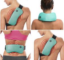 Bauch-weg-abnehm-massage-gürtel Rücken Po Beine Vibro Infrarot Thermal Slim Belt 100% Original Massage Beauty & Gesundheit