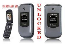 Unlocked Samsung Sgh T139 Gsm Global Quadband World Camera Cell Phone Brand New