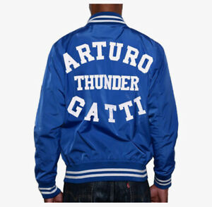"ARTURO GATTI  ROOTS OF FIGHT STADIUM JACKET XL SOLD OUT ""NEW"""