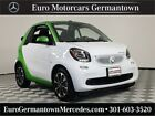 2017 smart Fortwo electric drive Passion 2017 smart Fortwo electric drive, White with 9925 Miles available now!