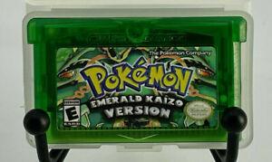 Pokemon Emerald Kaizo Version for the Gameboy Advance *US SELLER*