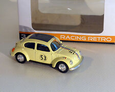 VW Escarabajo 1303, rally, norev, 1:64