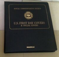 Stamp Set. U.S. First Day Covers & Special Covers. Postal Commemorative Society
