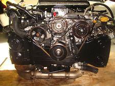 02 05 SUBARU IMPREZA WRX EJ205 2.0L AVCS DOHC TURBO ENGINE JDM EJ20T MOTOR 03 04