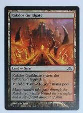 MTG 4x Izzet Guildgate-Dragon /'s maze Dual *