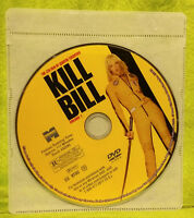 Kill Bill Vol. 1 (DVD, 2011) Uma Thurman, Lucy Liu, Vivica A. Fox - DISC ONLY
