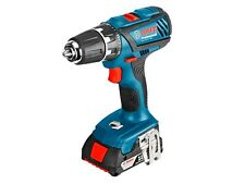 Perceuse Visseuse Bosch Professional GSR 18 2Li+  18V Li-Ion avec 2 batteries