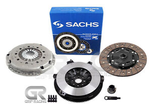 SACHS PLATE+LIGHTENED STEEL RACE FLYWHEEL KIT for 2001-2006 BMW M3 E46