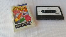 MSX Game -  BOP - Bug-byte