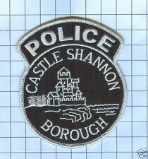 Police Patch - Pennsylvania - Castle Shannon Borough