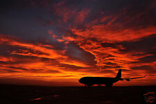 RAF Voyager Mount Pleasant Airfield Falkland Islands Reprint Photo 12x8 inch