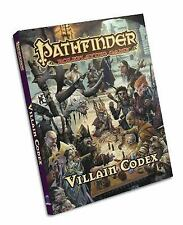 Pathfinder Roleplaying Game: Villain Codex by Bulmahn, Jason in Used - Like New