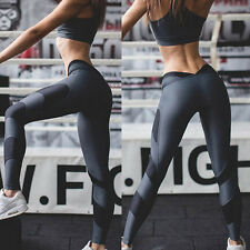 TOP Fashion Women's Sports Gym Yoga Running Fitness Leggings Pants Workout