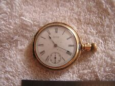 Antique American Waltham Women's Pocket Watch