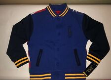 ***NWT*** Polo Ralph Lauren Boys Olympic Jacket sz 4T org. $115+tax