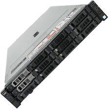 Dell PowerEdge R730xd 2x Intel Xeon E5-2680 v3 48x 2,5 GHz 128 GB RAM 8x6 TB SAS