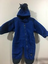 REI INFANT BUNTING SNOWSUIT  Boys Blue Size 6 Months NWT