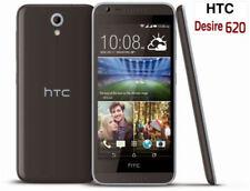 Teléfonos móviles libres gris HTC barra