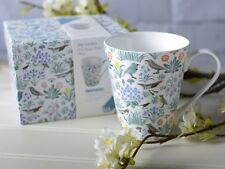 V&A VOYSEY My Garden FINE BONE CHINA MUG In Gift Box