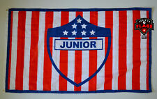 Junior Barranquilla 3x5 ft Colombia Futbol Soccer FC Bandera