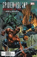 Spider Island Comic 1 Emergence Of Evil Jackal and Hobgoblin Reprint 2011 Marvel