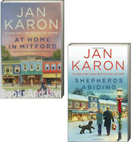 Mitford Novel : At Home in Mitford & Shepherds Abiding by Jan Karon (Paperbacks)