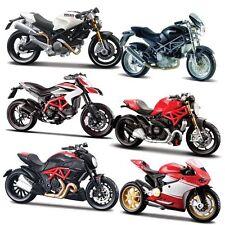 Motorrad- & Quad-Modelle von Ducati