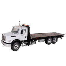 NEW 2014 BIG JERR-DAN FLAT BED SLIDE BACK CAR CARRIER TOW TRUCK  by first gear