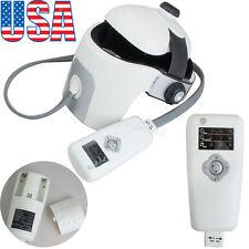 US Head Acupressure Massager For Relaxation & Stress Massage Helmet Adjustable