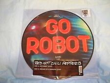 2017  Red Hot Chili Peppers  GO ROBOT  Record Store Day