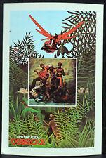 10 X 15 Poster 1974 Osibisa Osibirock Roger Dean / 1972 Blood Sweat & Tears