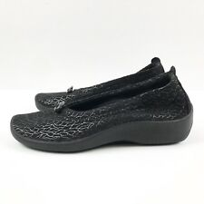 ARCOPEDICO Healthy Footwear Womens Olas Black Lytech Orthopedic Shoes EUR 36