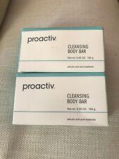 2 Proactiv Cleansing Body Bar 5.25 Oz
