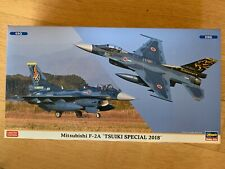 +++ Hasegawa 1/72 Mitsubishi F-2A Tsuiki Special 2018, 2 Bausätze 02303