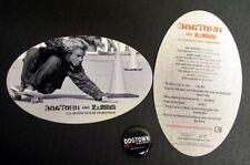 Dogtown Z-Boys 2002 skateboard button sticker Jay Adams Tony Alva New Old Stock