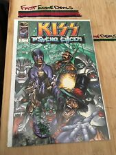 1997 KISS PSYCHO CIRCUS COMIC BOOK ISSUE 1 IMAGE COMICS FIRST PRINTING NEW!